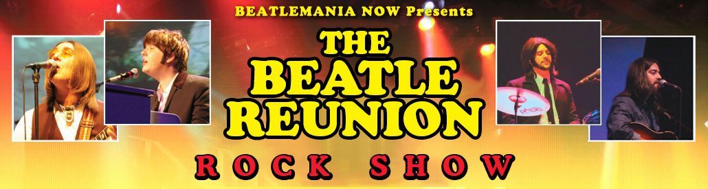 beatles reunion concert show